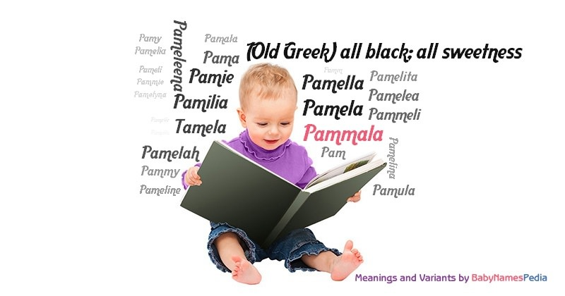 Meaning of the name Pammala