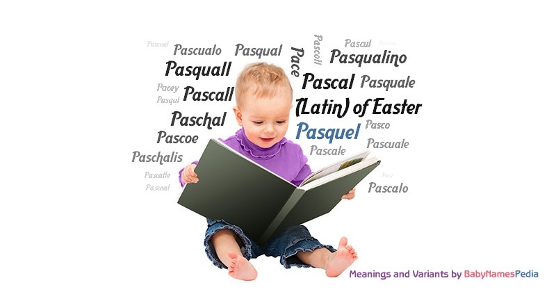 Meaning of the name Pasquel