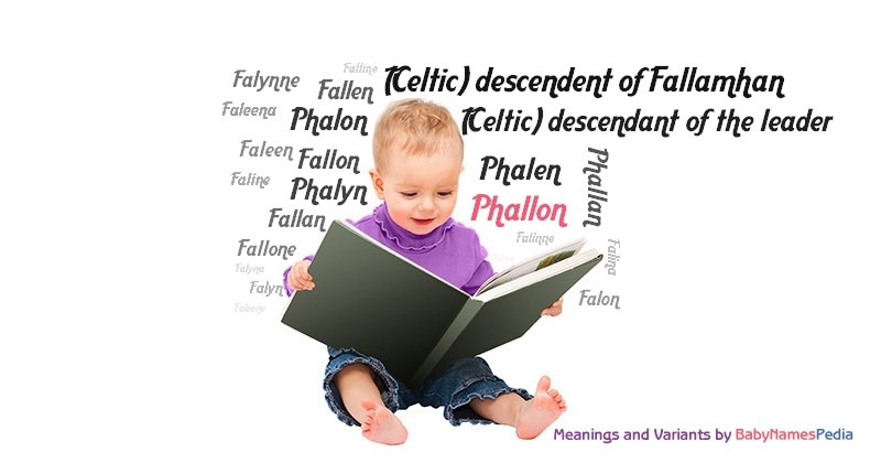 Meaning of the name Phallon