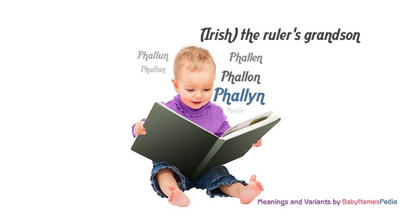 Meaning of the name Phallyn