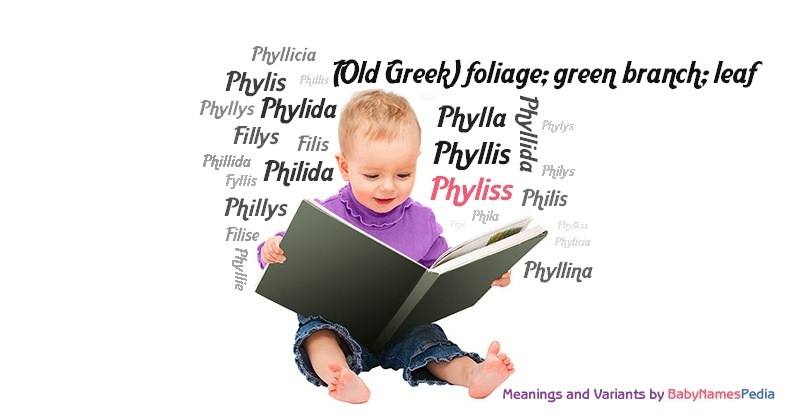 Meaning of the name Phyliss