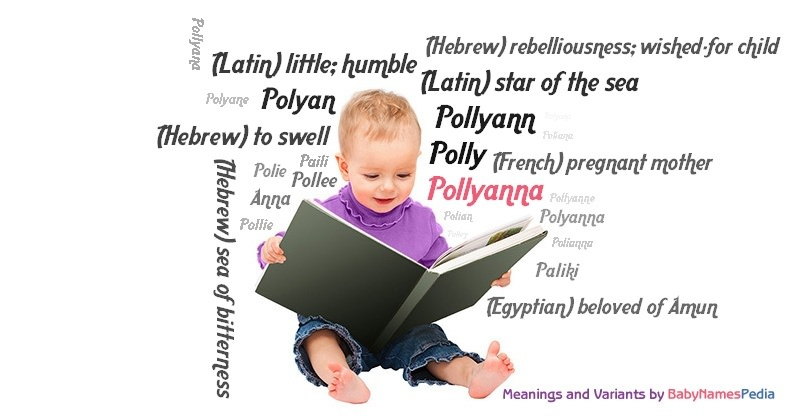 Meaning of the name Pollyanna