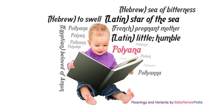 Meaning of the name Polyana