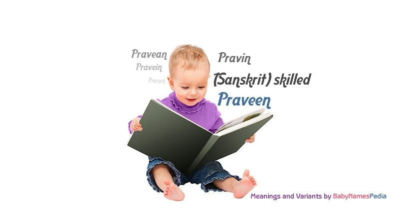 Meaning of the name Praveen