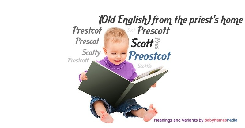 Meaning of the name Preostcot