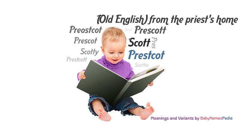 Meaning of the name Prestcot