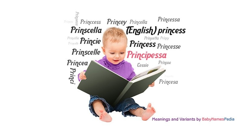 Meaning of the name Principessa