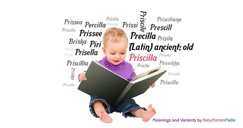 Meaning of the name Priscilla