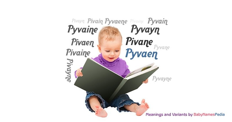 Meaning of the name Pyvaen