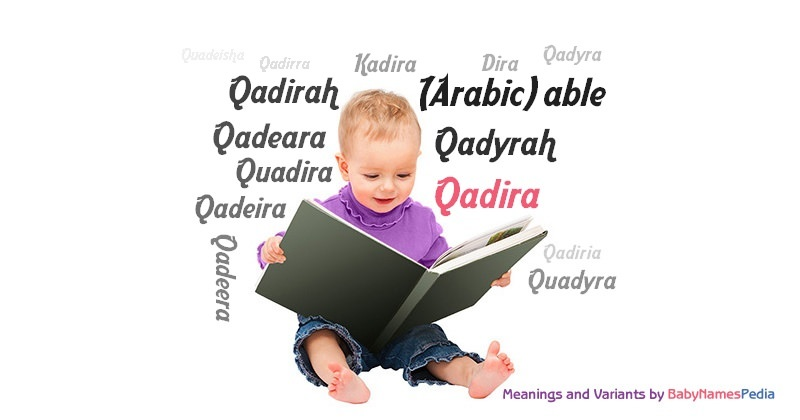 Meaning of the name Qadira