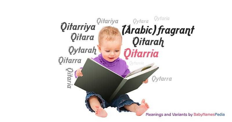 Meaning of the name Qitarria