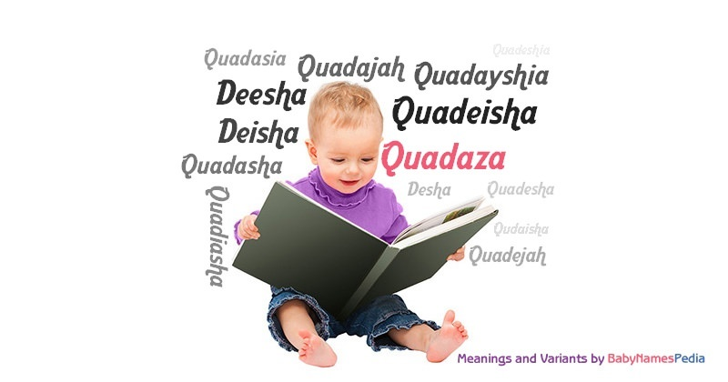 Meaning of the name Quadaza