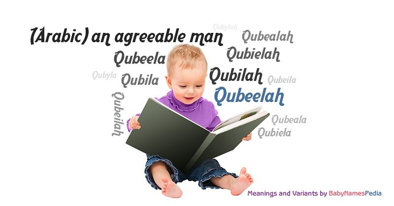 Meaning of the name Qubeelah