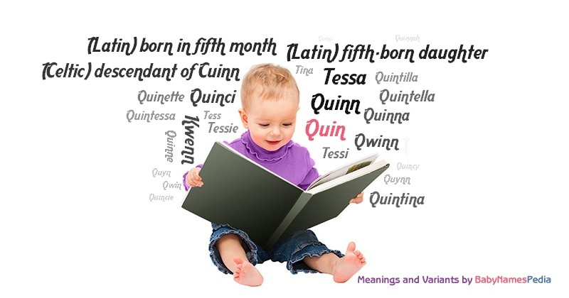Quin - Meaning of Quin, What does Quin mean? girl name
