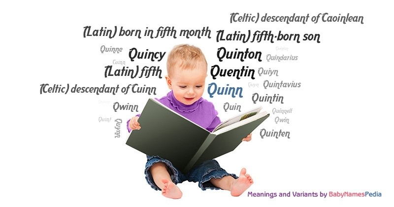 Meaning of the name Quinn