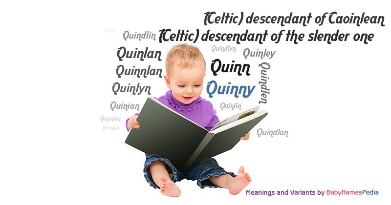 Meaning of the name Quinny