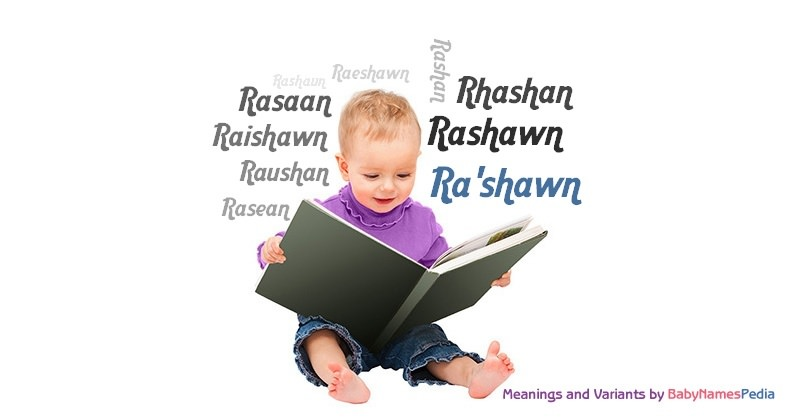 Meaning of the name Ra'shawn
