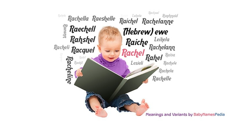 Meaning of the name Rachel