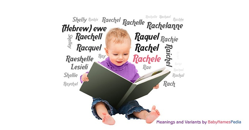 Meaning of the name Rachele