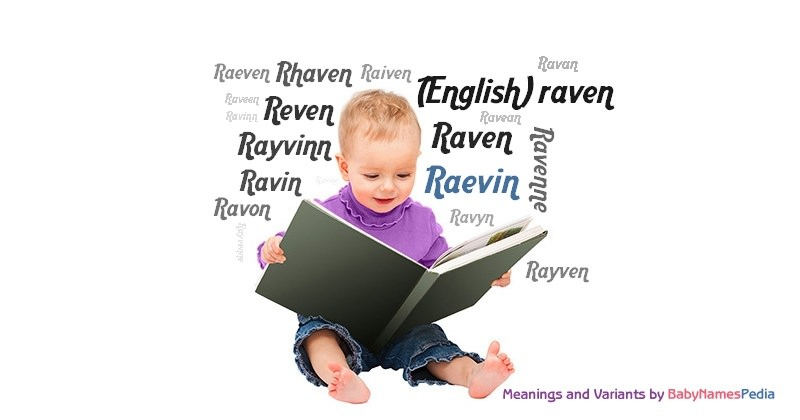 Meaning of the name Raevin