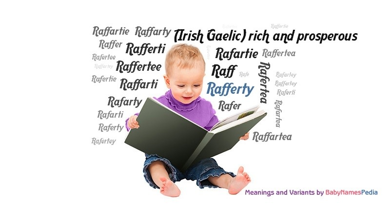 Meaning of the name Rafferty