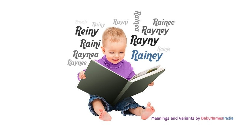 Meaning of the name Rainey