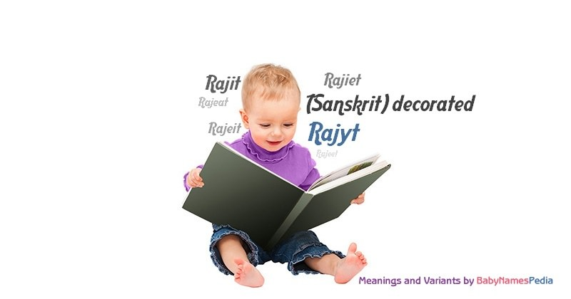 Meaning of the name Rajyt