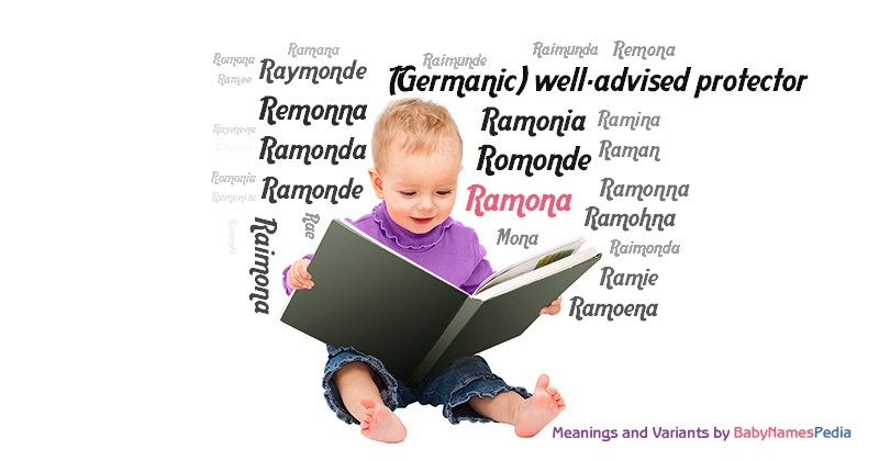 Meaning of the name Ramona