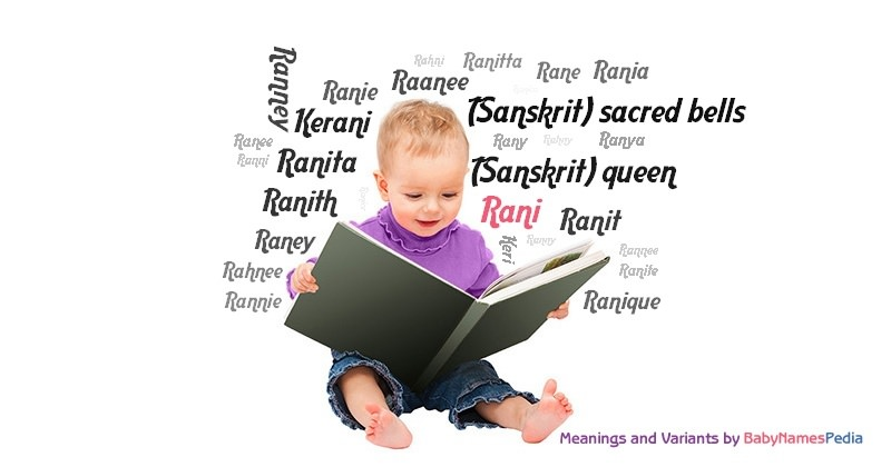 Meaning of the name Rani