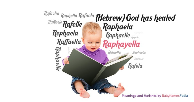 Meaning of the name Raphayella