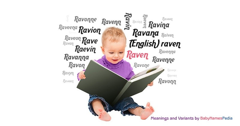 Raven - Meaning of Raven, What does Raven mean?