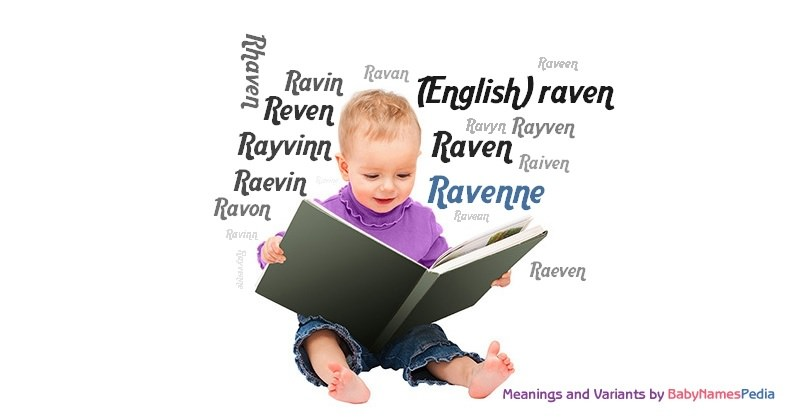 Meaning of the name Ravenne