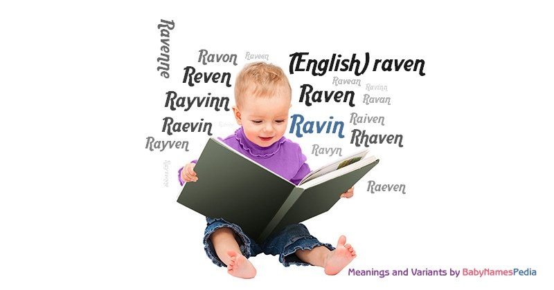Meaning of the name Ravin