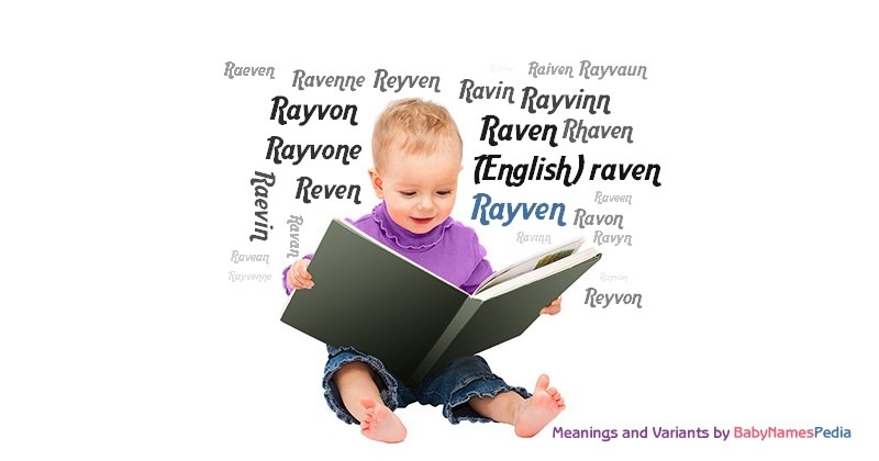 Meaning of the name Rayven