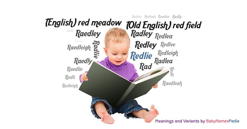 Meaning of the name Redlie