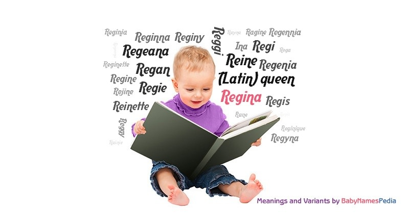 Meaning of the name Regina