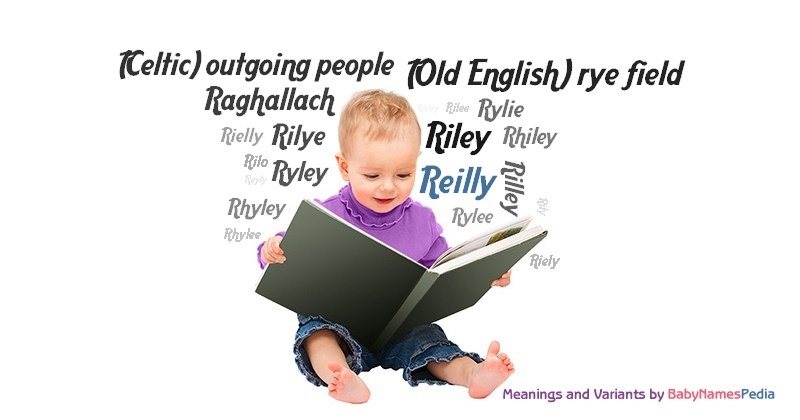 Meaning of the name Reilly