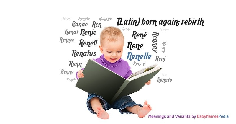 Meaning of the name Renelle