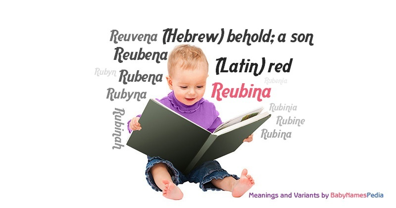 Meaning of the name Reubina