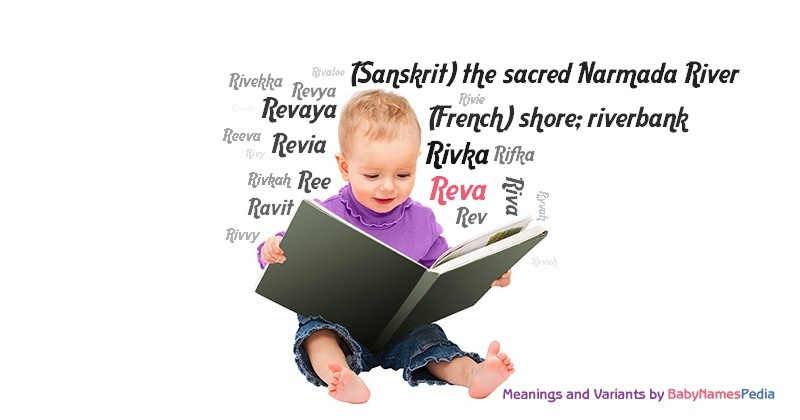 Meaning of the name Reva