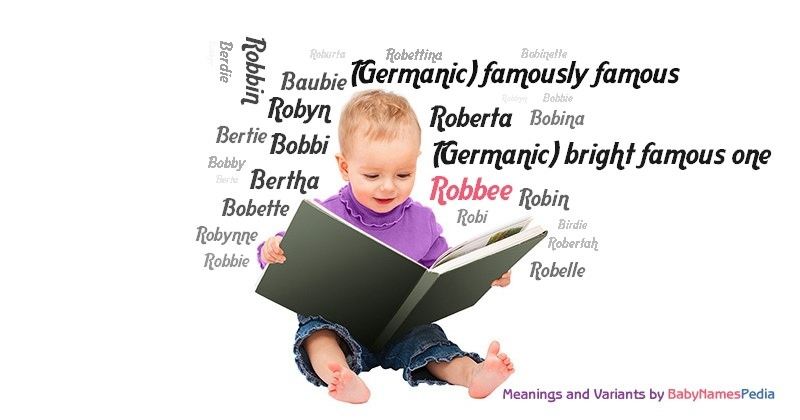 Meaning of the name Robbee