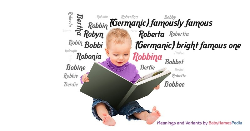 Meaning of the name Robbina