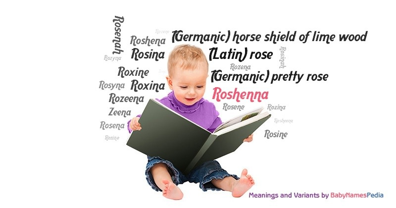 Meaning of the name Roshenna