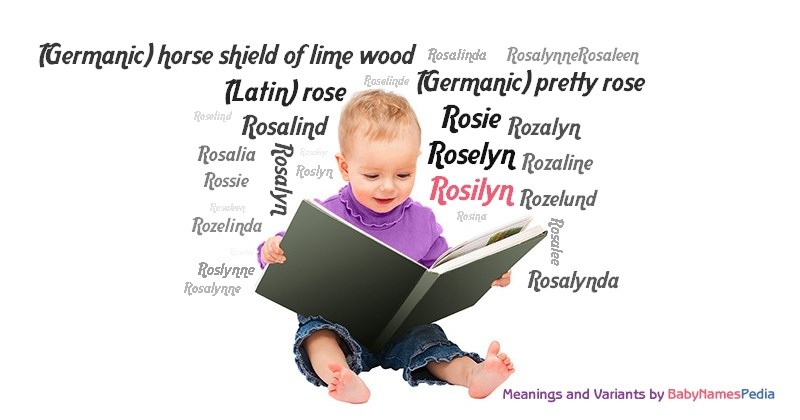 Meaning of the name Rosilyn
