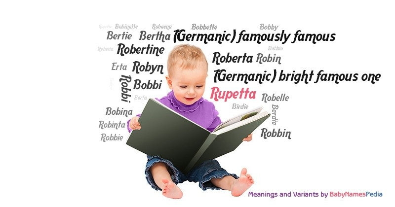 Meaning of the name Rupetta