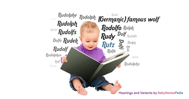 Rutz - Meaning of Rutz, What does Rutz mean?