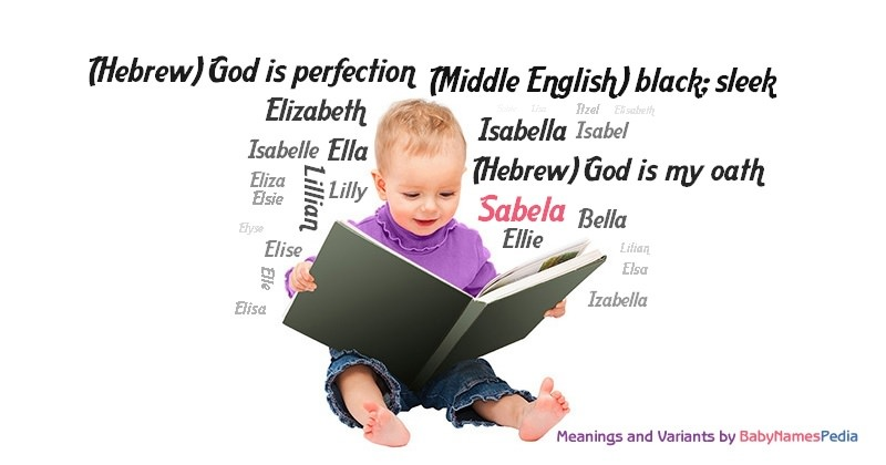 Meaning of the name Sabela