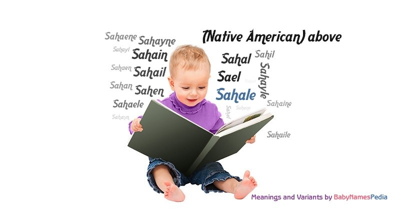 Meaning of the name Sahale