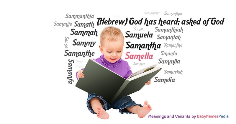 Meaning of the name Samella