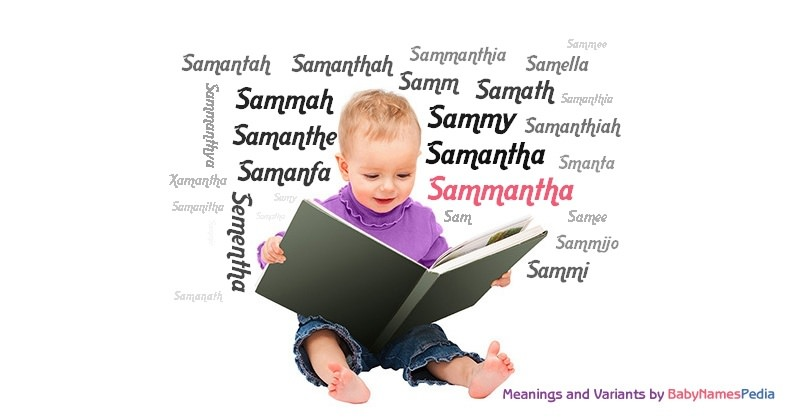 Meaning of the name Sammantha
